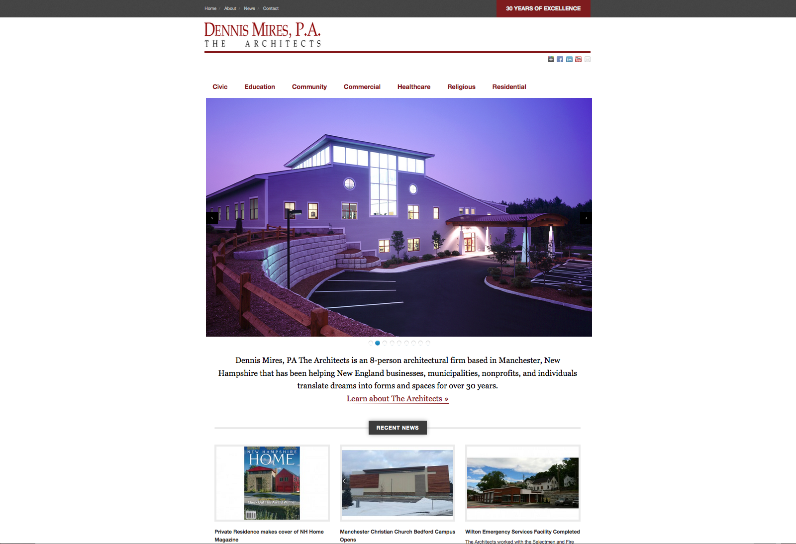 Dennis Mires P.A. The Architects