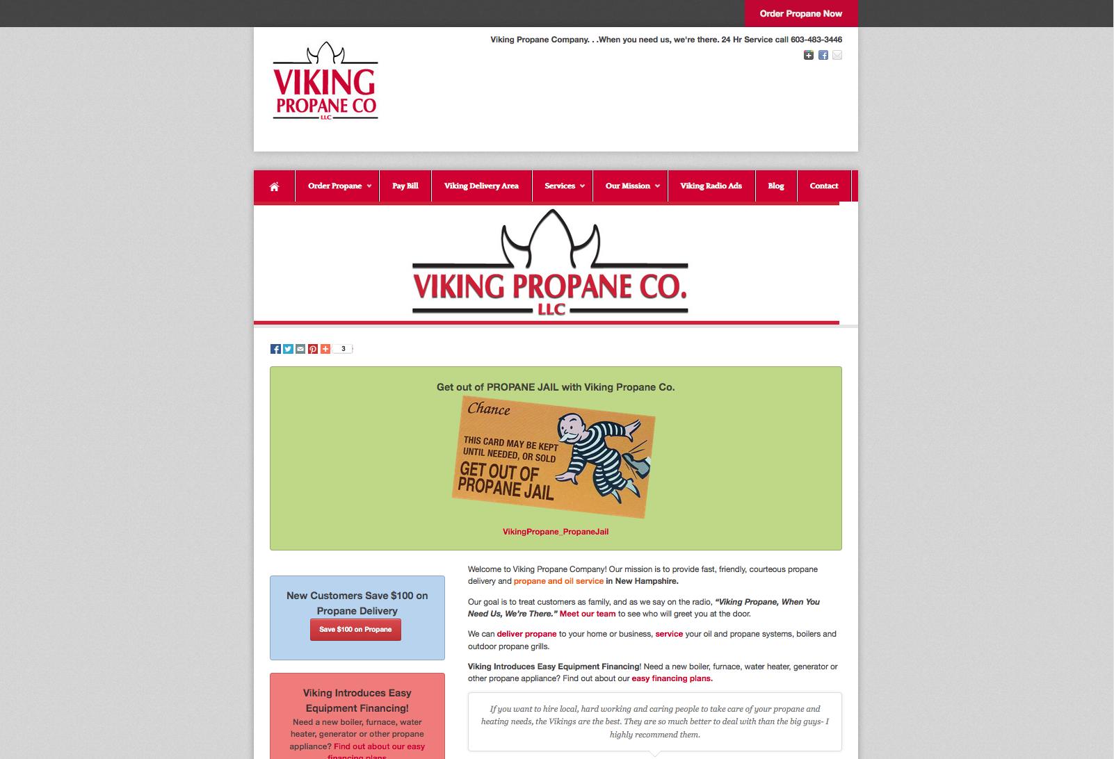 Viking Propane Company