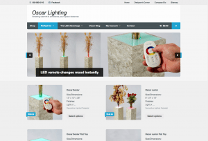 Oscar Lighting Creating warmth & ambiance your space deserves