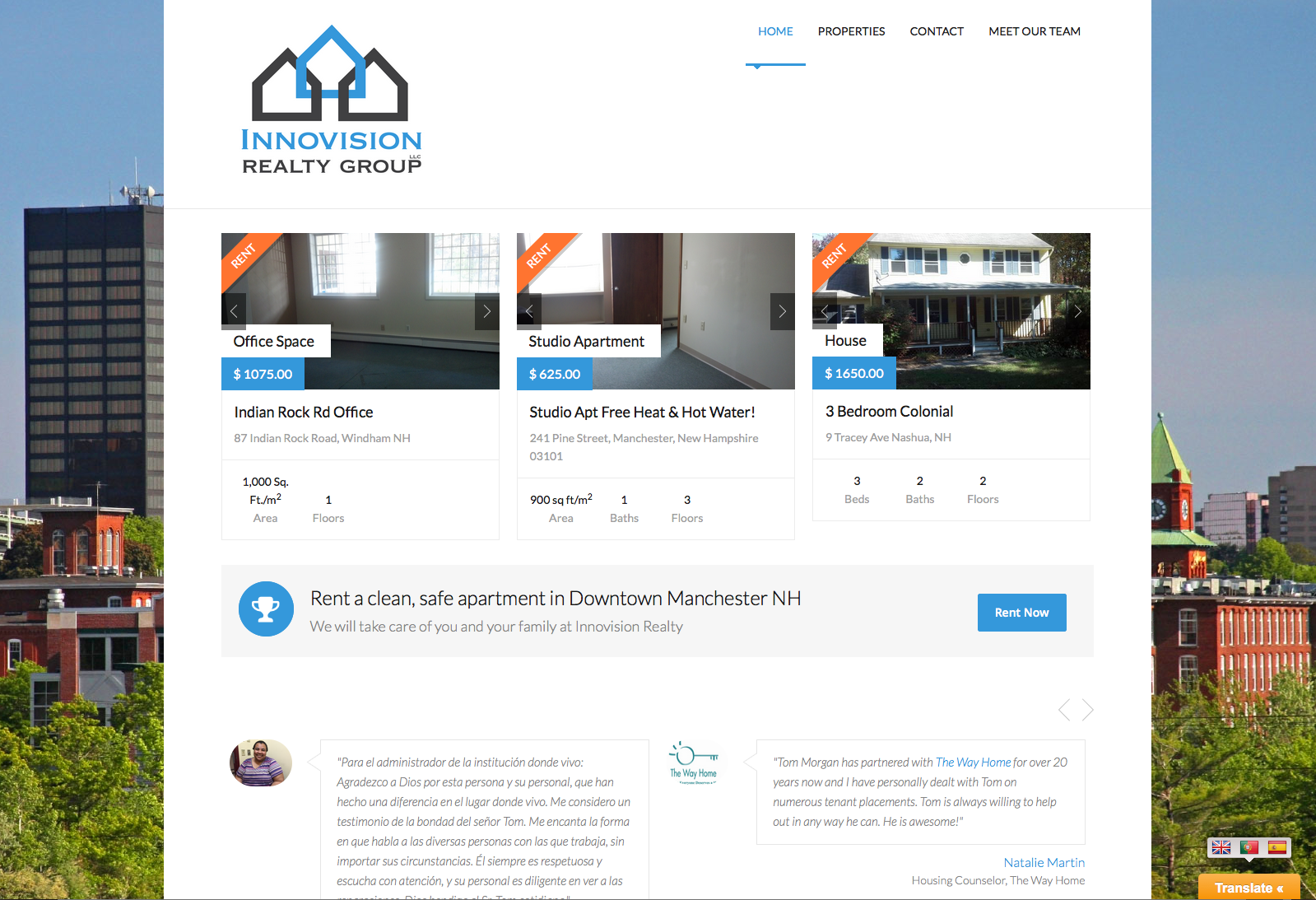 Innovision Realty Group