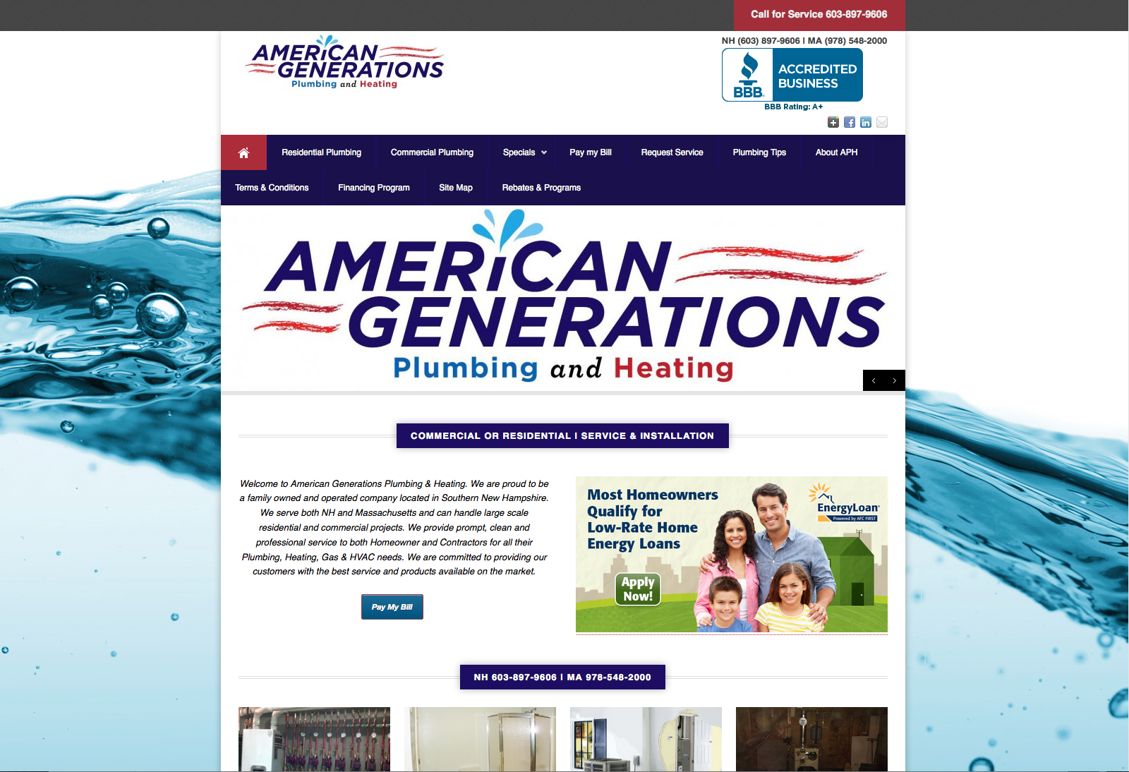 American Generations Plumbing and Heating