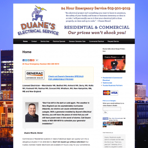 Duane's Electrical Service