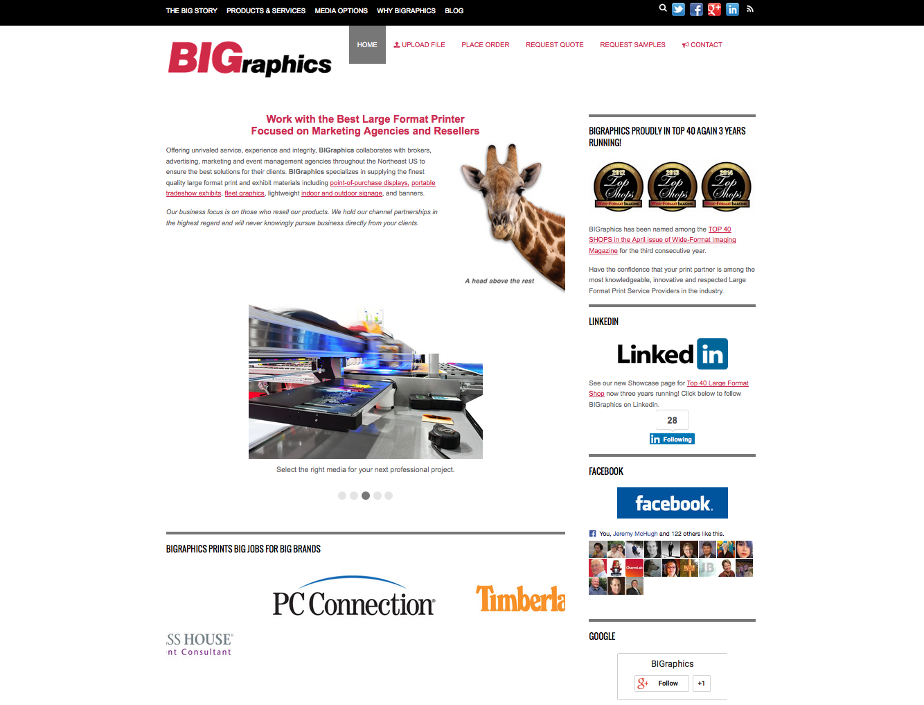 BIGraphics Inc.