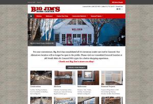 Big Jim's Home Center