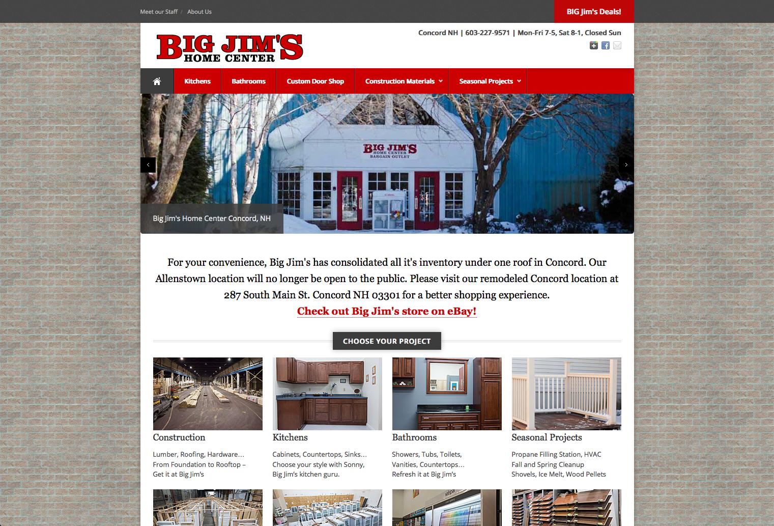 Big Jim S Home Center Charmlab