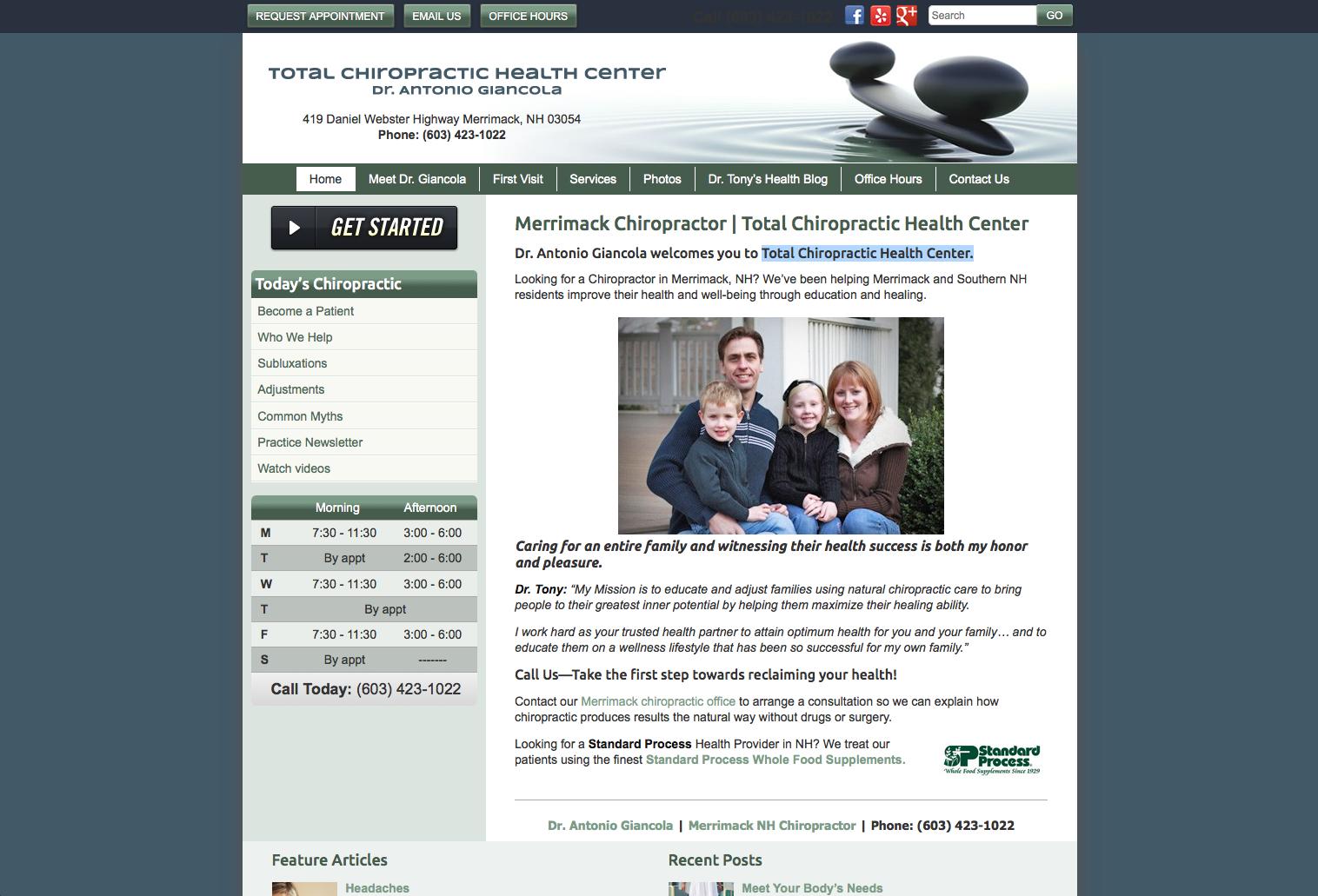 Total Chiropractic Health Center