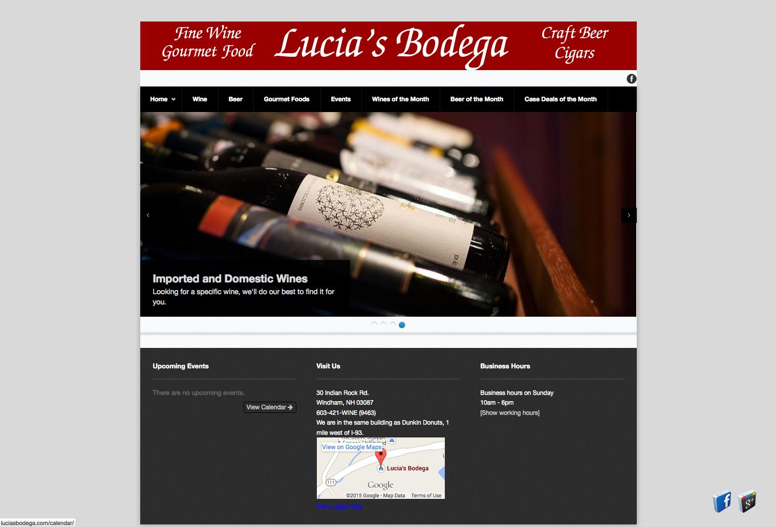 Lucia's Bodega