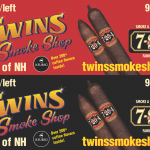 Twins Smoke Shop Billboard