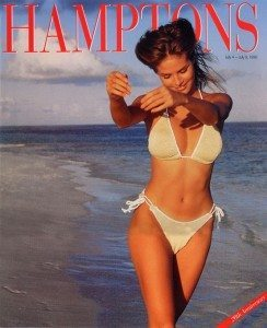 Hamptons Magazine Heidi Klum
