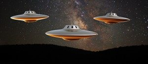 UFOs? Unidentified Facebook Objects?