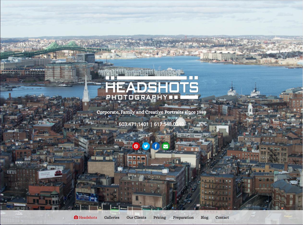 Headshots Photography