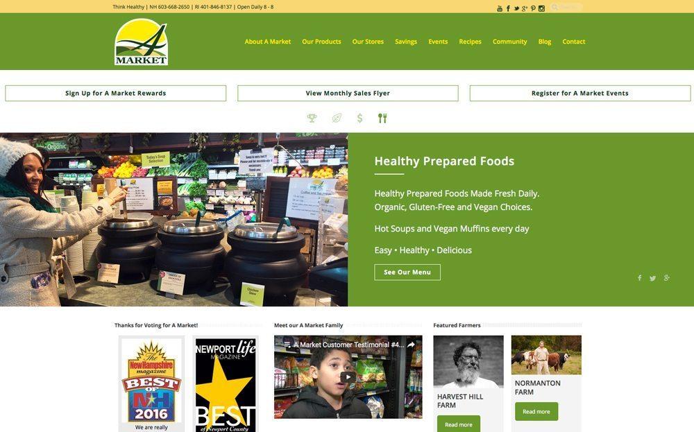 A Market Natural Foods