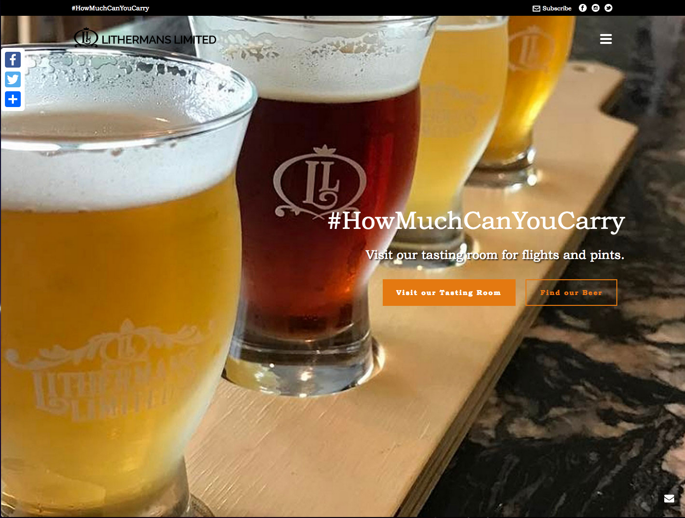 Lithermans Limited 2017 Editor's Pick Best of NH Magazine!