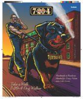 7-20-4 Dog Walker Cigar Ad