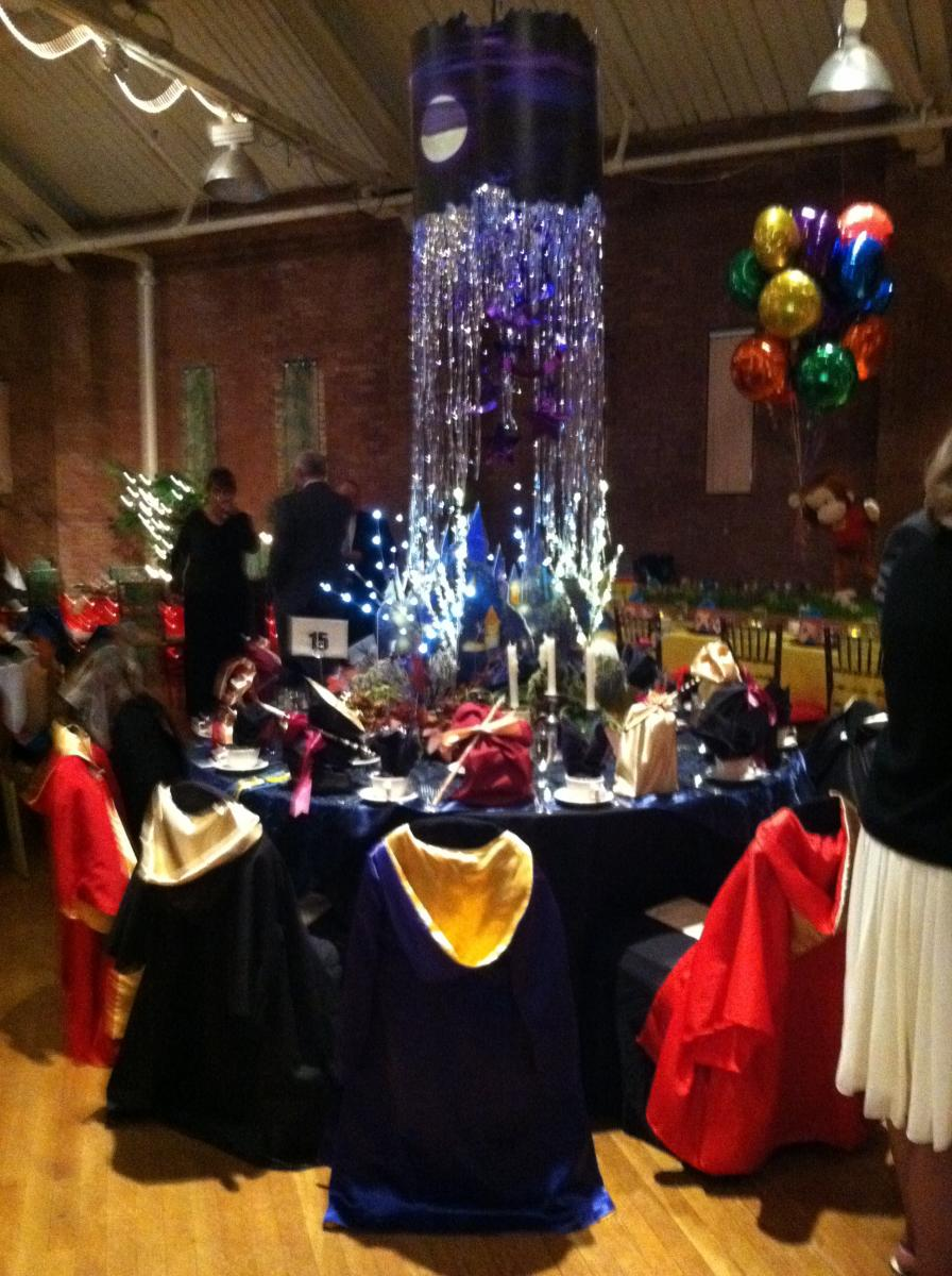 CharmLab brings Harry Potter to the Storybook Ball for CHAD