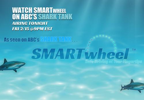 Watch our client SMARTwheel™ get a 100K deal on Shark Tank!