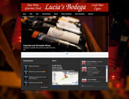 Lucia's Bodega gets a new more social theme update