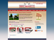 Viking Propane Co. Website http://www.vikinglp.com